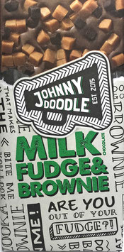 Johnny Doodle - Fudge & Brownie 150g