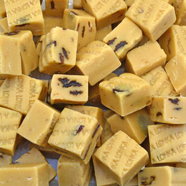 Rum/Rosinen Fudge