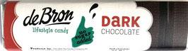De Bron Dunkle Schokolade ohne Zuckerzusatz