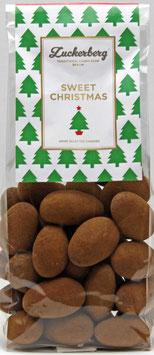 Zimt-Schokoladen Mandeln 200g  Sweet Christmas
