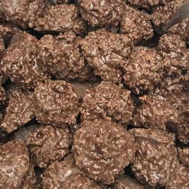 Cocosotsjes Puur- Kokos Cluster Zartbitter