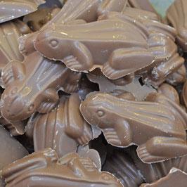 großer Schokoladen-Frosch