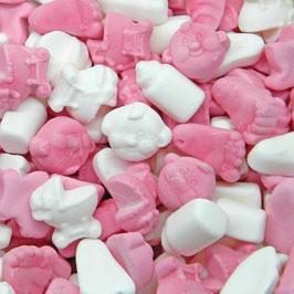 It's A Girl – Rosa-Weiße Babymischung