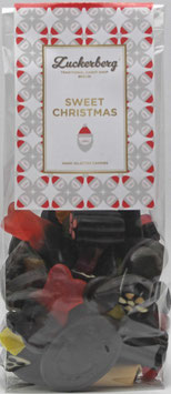 Weihnachtstüte mit süßem Lakritz