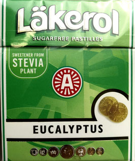 Läkerol Eucalyptus