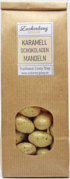 Karamell Schoko-Mandeln
