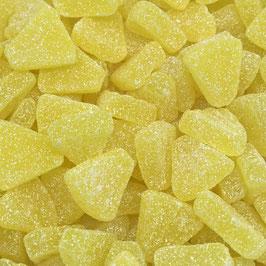 Saure Ananasstücke