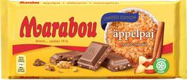 Marabou - Äppelpaj(Apfelkuchen) 185g