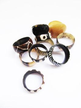 South African resin ring set