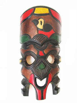 Zambian Wooden Mask