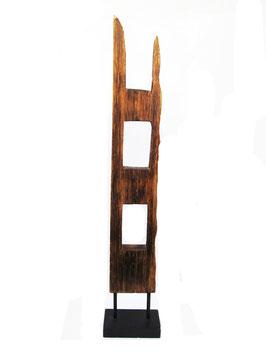 Ethiopian wooden art