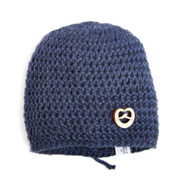 myBabyloon baby cap *wiesn edition*, navy blue