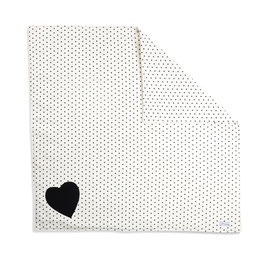 "myBabyloon ""be my heart"", kuscheldecke"