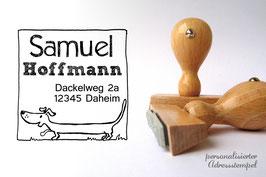 Dackel Waldemar