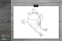Froschelfe