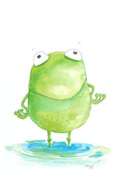 Ludwig der Frosch