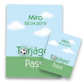 Torjäger-Pass