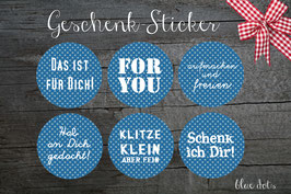 12 STICKER FOR YOU