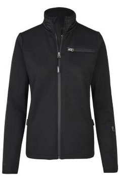 Eskadron Nicky II Softshell Zip-Shirt