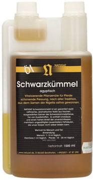 NATUSAT Schwarzkümmelöl Premium 1000ml