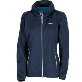 Pikeur Manchita  Softshell-Hybridjacke Gr. 40 in navy