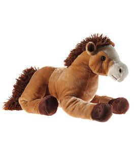 Pferd liegend 62cm