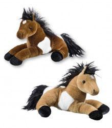 Pferd liegend 25cm