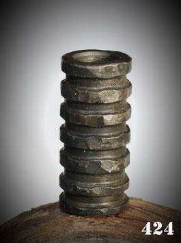 Nr. 424    BARTPERLE  unpoliert  5 - 6 mm