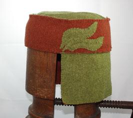 Kopfbedeckung Wollstoff Nr 32