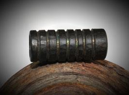Nr. 423    BARTPERLE  unpoliert  5 - 6 mm