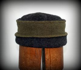Kopfbedeckung Wollstoff Nr 34