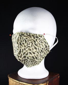 Nr. 428   Behelfs - Mund - Nasen - Maske Gr. M camouflage