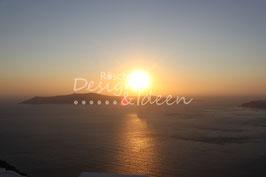 Sonnenuntergang Santorini 8