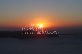 Sonnenuntergang Santorini 3