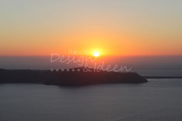 Sonnenuntergang Santorini 1