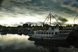 Sturm über Honfleur 2