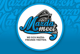 Mazdameet-Sticker
