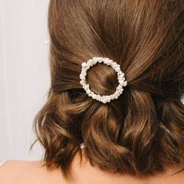 MAGNA FULL - Haarspange mit Perlen