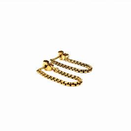 VENEZIA – Ohrringe Gold