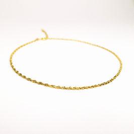 NIKITA – Zartes Halsband Gold
