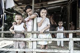 Kids of Borneo