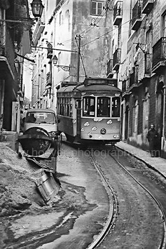 Tram of Lisboa