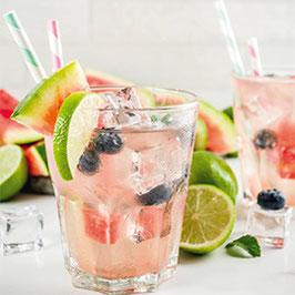 Früchtetee Wassermelone- Minze