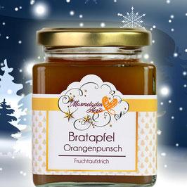 Fruchtaufstrich Bratapfel- Orangenpunsch