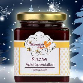Fruchtaufstrich Kirsche/Apfel/Spekulatius