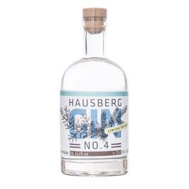 Hausberg Gin Limitierte Ausgabe