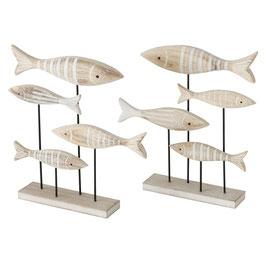 Stehmobile Fische