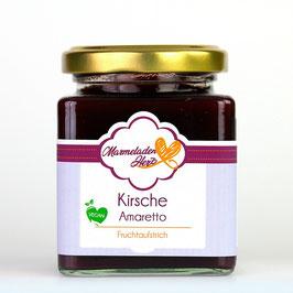 Fruchtaufstrich Kirsche-Amaretto