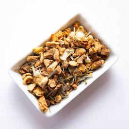 Früchtetee Türkischer Apfeltee Joghurt/Limette