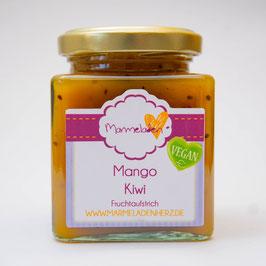 Fruchtaufstrich Mango -Kiwi